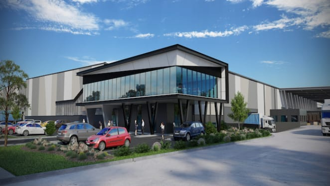 Secon make Victoria's largest industrial lease deal for an existing building in 2019