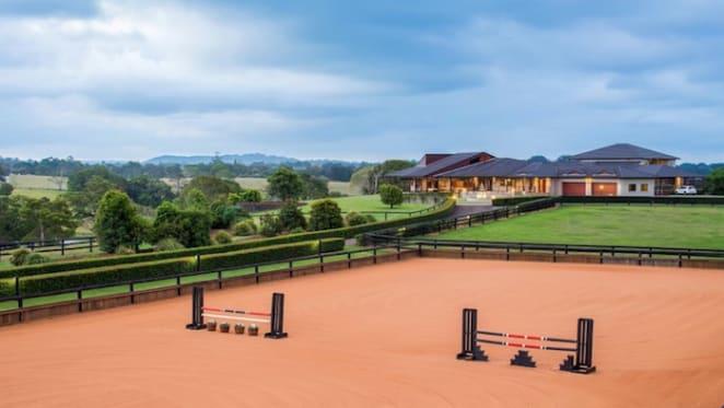 Dream trophy home estates go unsold as auction volumes pick up