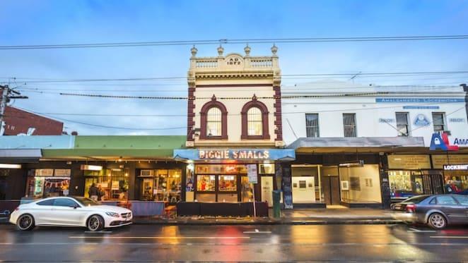 Shane Delia's Biggie Smalls eatery premises sale sets Collingwood retail record