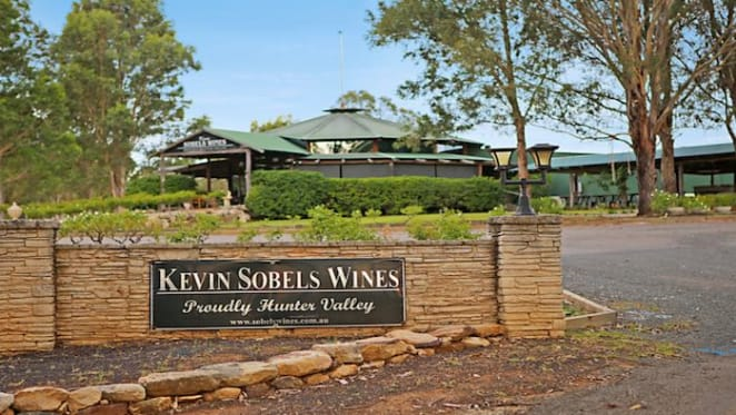Kevin Sobels lists Hunter Valley winery