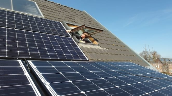 Are solar panels a middle-class purchase?