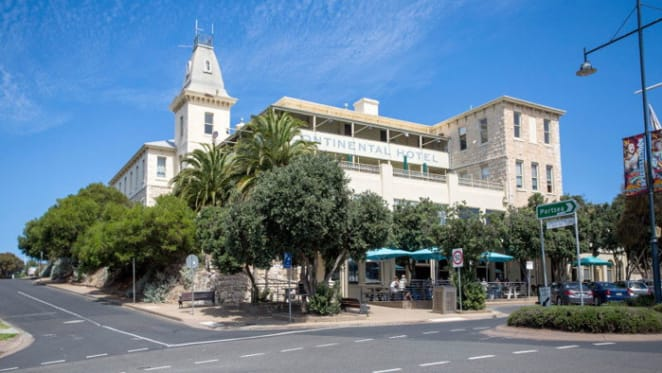 Sorrento's Continental Hotel for sale