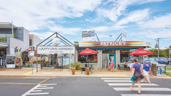 Sorrento retail sites to go under the hammer
