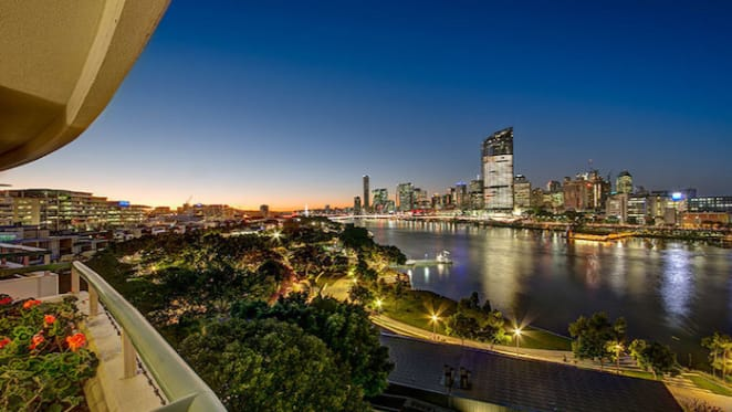 What if you bought a South Brisbane unit five years ago?