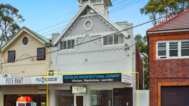 South Coogee premises sold with medical consulting potential
