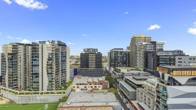 South Yarra one bedroom apartment sold by mortgagee