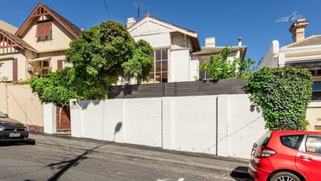 Best-selling author Tom Noble lists in South Yarra