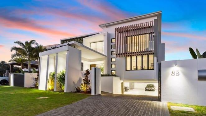 Sovereign Islands $5.5 million pre-auction trophy home sale