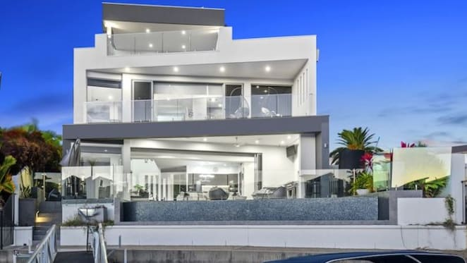 Sovereign Islands waterfront home listed for $4 million