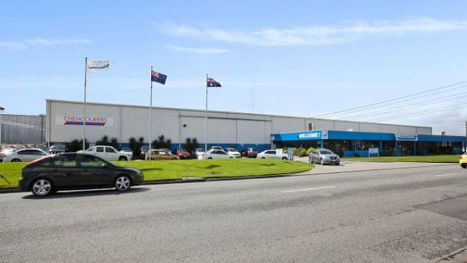 Australian Unity pays $13m for Mainfreight warehouse in Springvale
