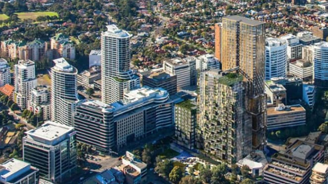 St Leonards residential apartment project for sale