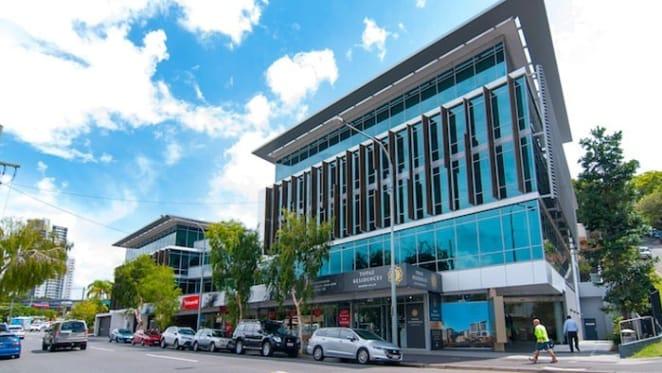 St Vincent's Health Australia expands office footprint in Brisbane