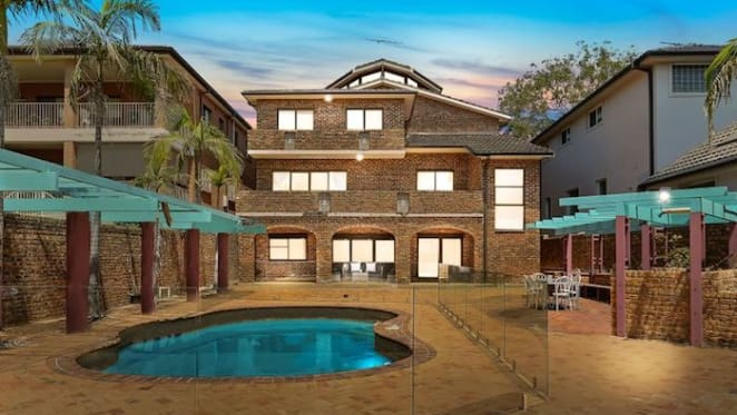 Strathfield tri-level trophy home sold for $3.19 million