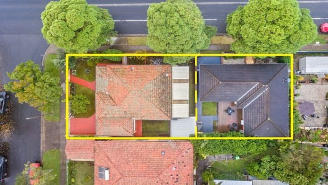Strathfield South mortgagee double block sells for $1.8 million