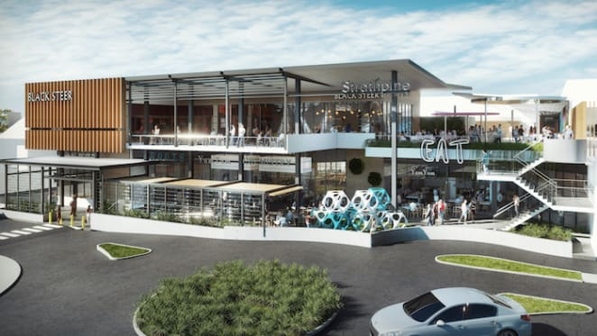 Strathpine Centre redevelopment received DA approval