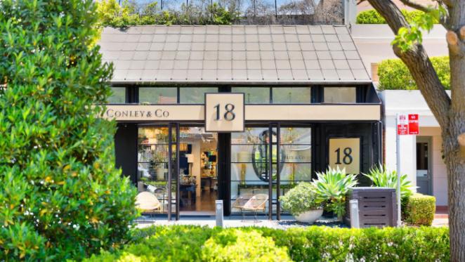 Aussie John Symond lists Double Bay retail property