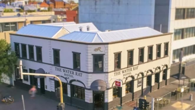 South Melbourne's iconic Water Rat Hotel listed