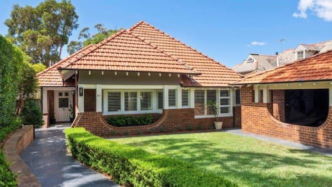 Sunrise news presenter Natalie Barr sells Mosman home