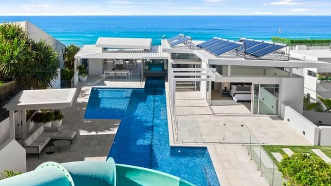 Melbourne-based entrepreneur Nick Bell lists Sunshine Coast holiday home