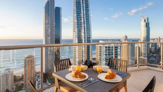 Surfers Paradise penthouse listed for $3.3 million plus