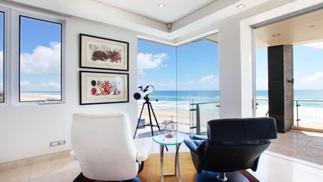 Di Bella coffee moguls list Surfers Paradise apartment