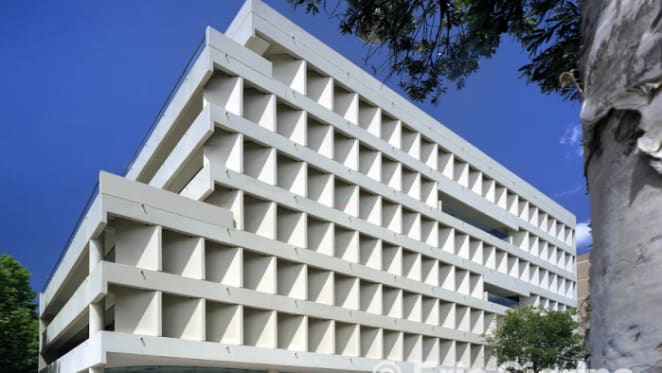 Space opens in Harry Seidler designed office block in Surry Hills