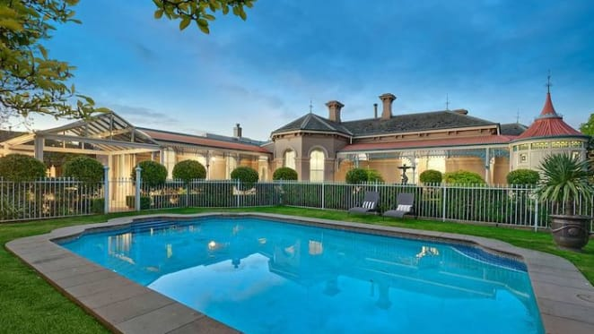 Surrey Hills trophy home listed for sale