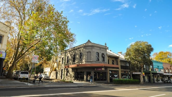 Commercially fitted Surry Hills freehold listed by Savills