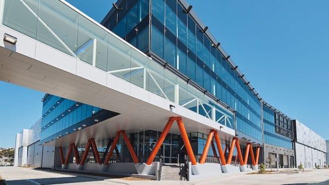 Equinix opens SY5 data centre in Alexandria