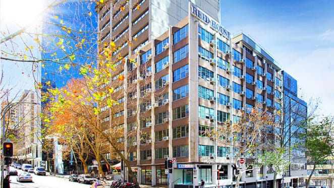 Affordable North Sydney office suite up for lease