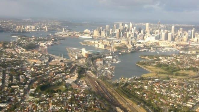 The maturing of Sydney's inner-city neighbourhoods: Peter Chittenden