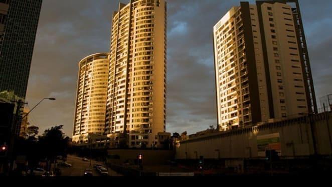 Sydney rental availability slides: REINSW