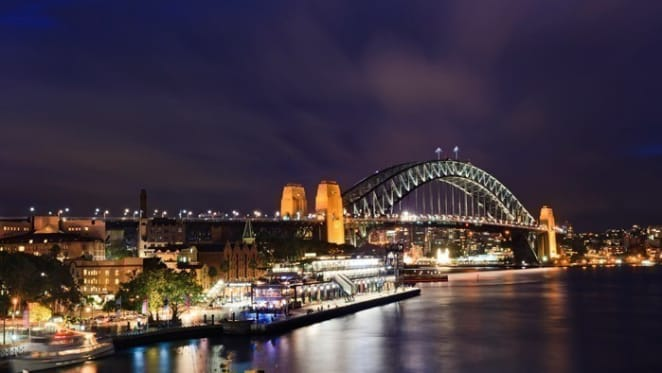 Sydney weekend auction stock down 24 percent year to date