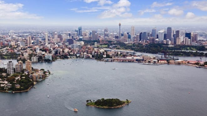 Sydney city and inner south region lead clearance rates