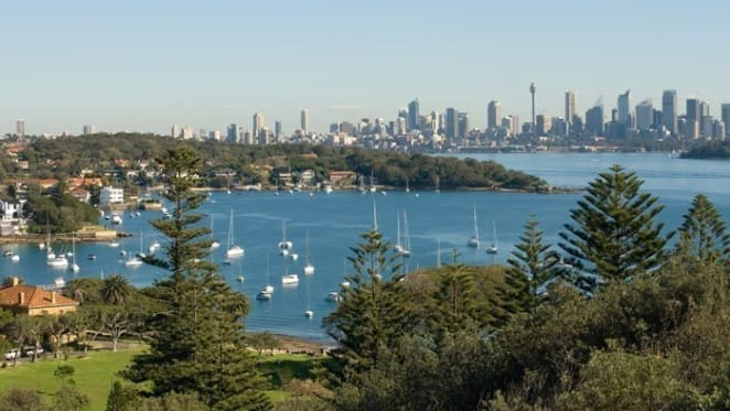 The property storm Sydney had to have: Robert Simeon