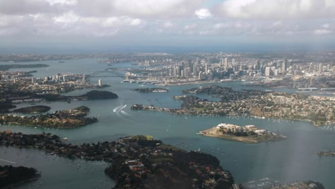 As Sydney's boom ends, other locations step up: Five tips from Terry Ryder