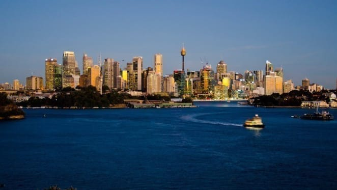 Sydney clearance rate dropped into the 40s last weekend