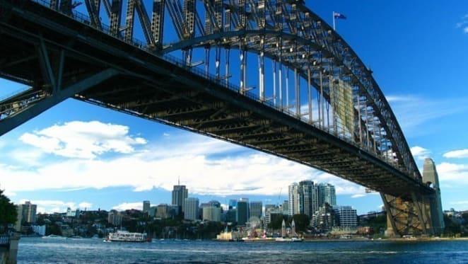 Sydney property market sell off