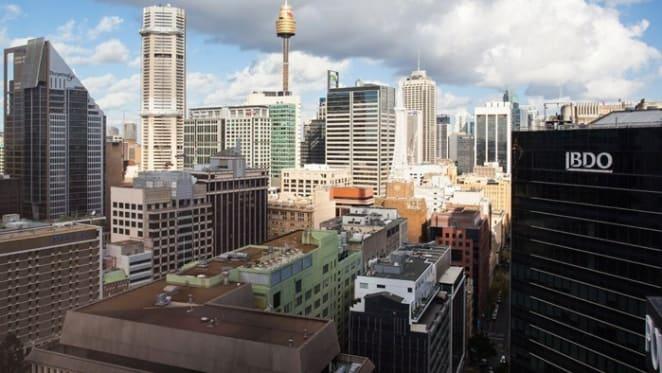 Sydney units start to approach the bottom: HTW