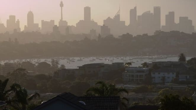 Sydney dips in current property cycle
