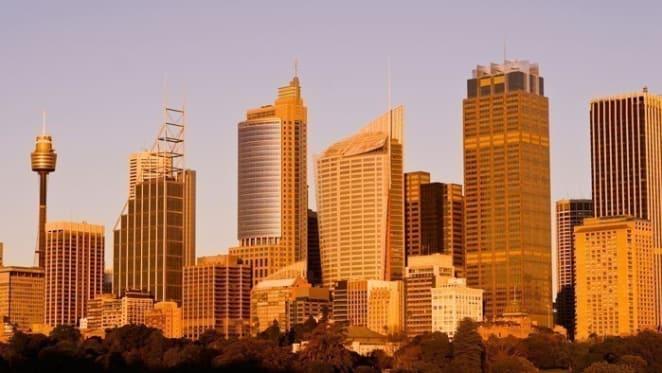 Sydney leads world on office yields: Savills/Deakin Uni research