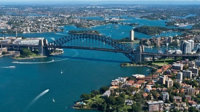 Sydney's home values up by 14 percent this year: CoreLogic