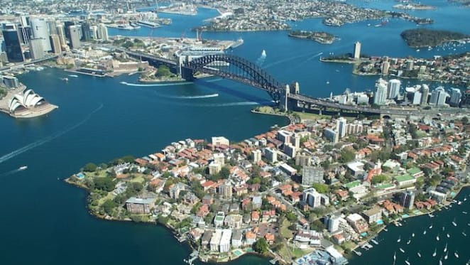 Sydney listings up 35 percent from last April: SQM