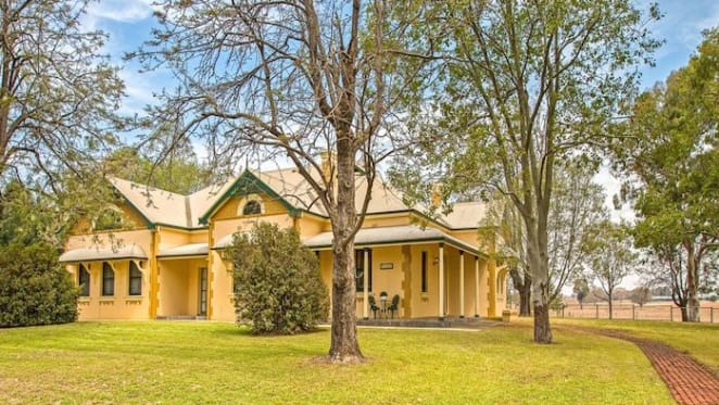 Glenholme, Tamworth, comes onto the market