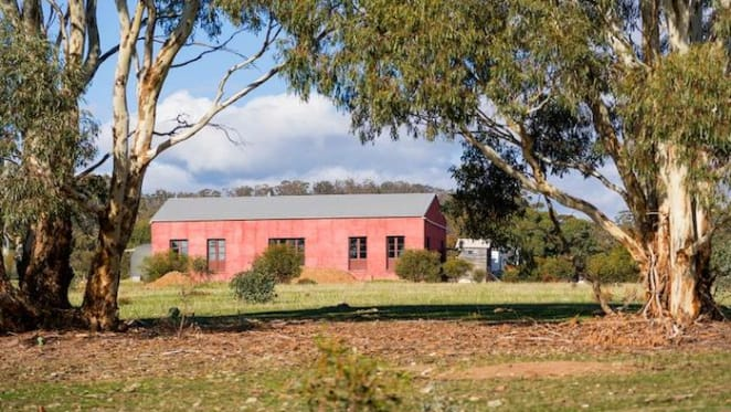 Straw-built Tarrengower home listed for sale