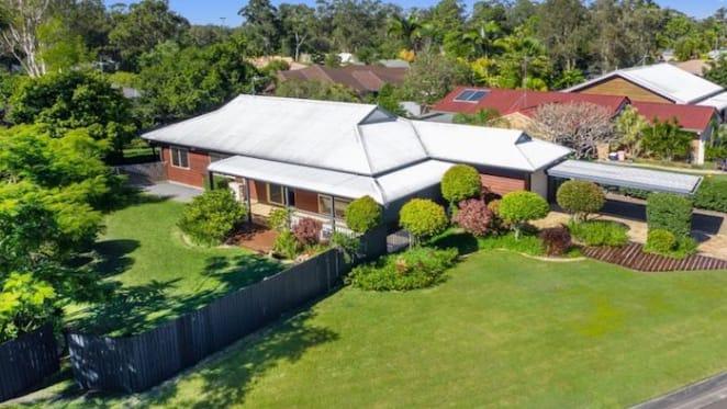 Masterchef runner-up Matt Sinclair lists former Noosa home