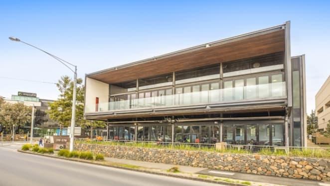 Café investment at Melbourne's Botanicca Corporate Park sold for $1.7 million
