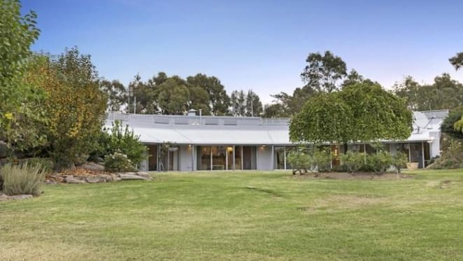 Architect David Maughan lists Somerset Park in Tooborac