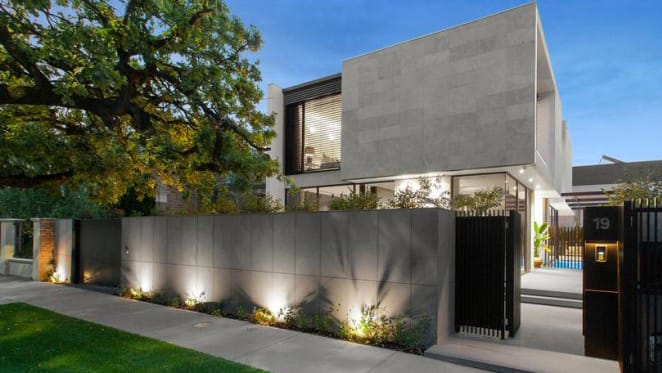 Property developer Chris Holland completes another Toorak project