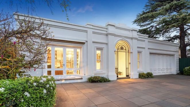 Luxury Toorak trophy home listed with $5 million plus hopes